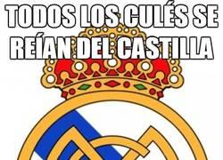 Enlace a Todos los culés se reían del Castilla