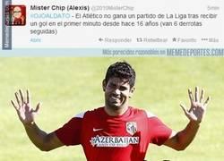 Enlace a @MisterChip, a Diego Costa está para romper estadísticas