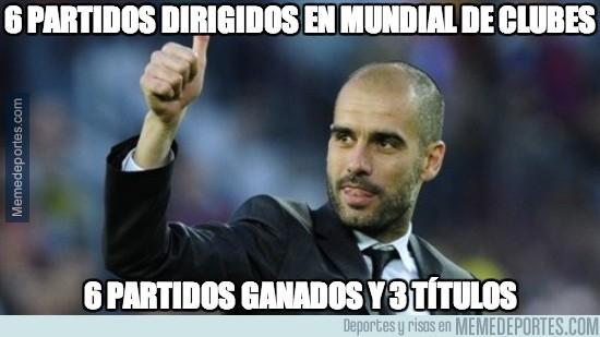 232290 - A Guardiola se le da bien el Mundialito