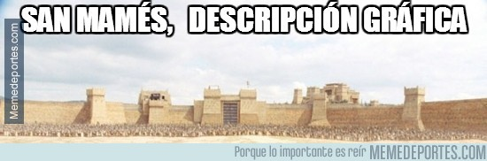 232840 - San Mamés, una muralla