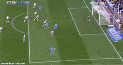 Enlace a GIF: El gol de Jesé con la cantada de Guaita