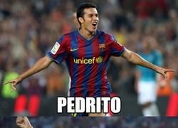Enlace a La evolución de Pedro Rodríguez en el FC Barcelona