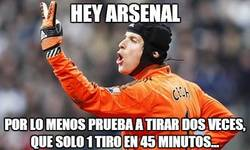 Enlace a Hey Arsenal