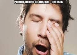 Enlace a Primer y segundo tiempo del Arsenal-Chelsea