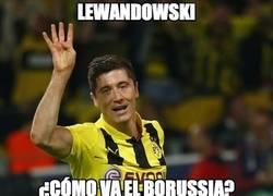 Enlace a Lewandowski, ¿cómo va el Borussia?