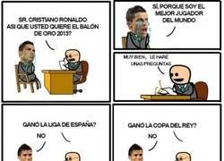 Enlace a Por qué ganará Cristiano el Balón de Oro