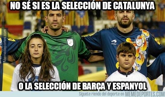 234190 - No sé si es la selección de Catalunya