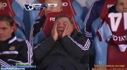 Enlace a GIF: Ser director del West Ham es una profesión difícil...