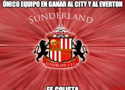 Enlace a Único equipo en ganar el City y al Everton