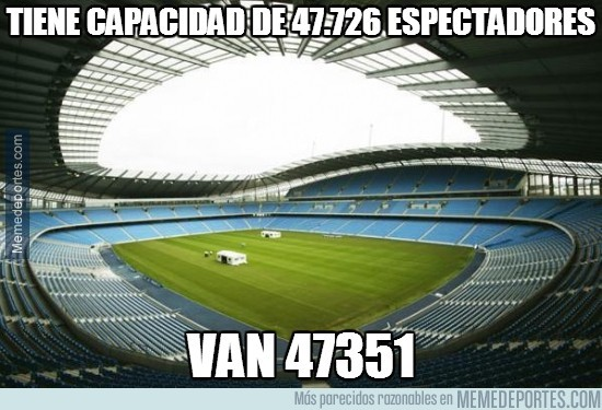 234780 - Tiene capacidad de 47.726 espectadores
