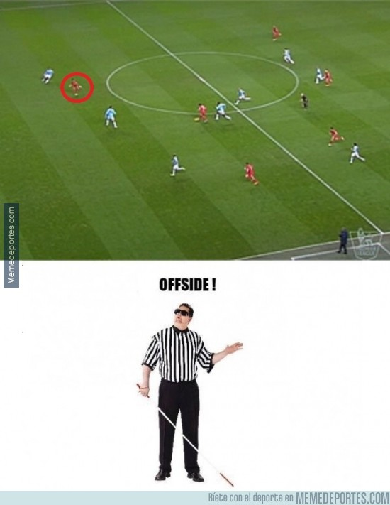 234795 - El gol anulado al Liverpool