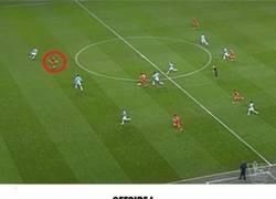 Enlace a El gol anulado al Liverpool