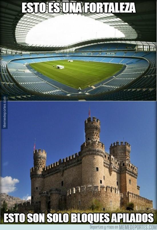 234879 - El Etihad Stadium, la nueva fortaleza de la Premier