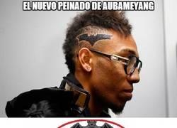 Enlace a El nuevo peinado de Aubameyang, ¡Peter Lim a por él!