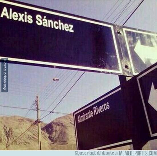 235219 - Alexis ya tiene su calle en su pueblo natal