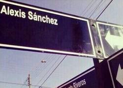 Enlace a Alexis ya tiene su calle en su pueblo natal