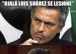 Enlace a 'Ojalá Luis Suárez se lesione'