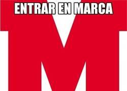 Enlace a ¿Dónde está la inocentada en Marca?