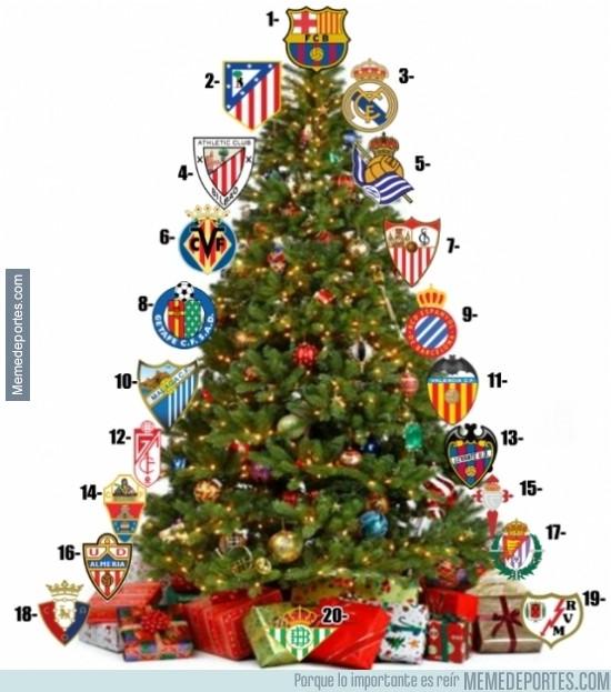 235742 - Árbol de Navidad de la Liga BBVA