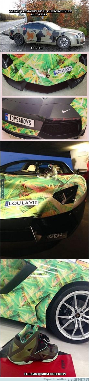 236145 - LeBron se suma a la moda de Balotelli