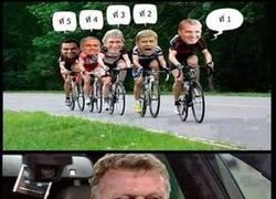 Enlace a El United de Moyes empieza a recortar puntos