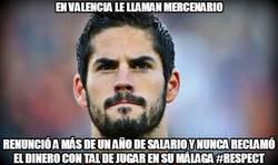 Enlace a En Valencia le llaman mercenario