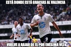 Enlace a Está donde está gracias al Valencia