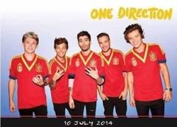 Enlace a One Direction en el Vicente Calderón, lo siento colchoneros