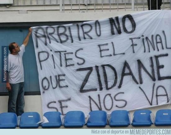 236859 - Y esto, señoras y señores, fue el día que Zidane se retiró