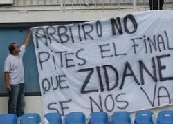 Enlace a Y esto, señoras y señores, fue el día que Zidane se retiró