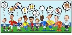 Enlace a Los deseos para el próximo año de los fútbolistas