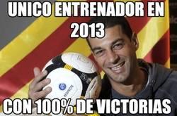 Enlace a Selección Catalana, 100% victorias en 2013