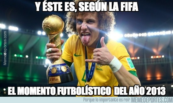 237171 - Según la FIFA, el momento futbolístico de 2013