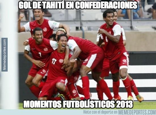 237424 - Gol de Tahití en la Confederaciones