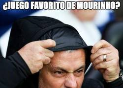 Enlace a ¿Juego favorito de Mourinho?