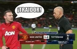 Enlace a Rooney tras perder contra el Tottenham