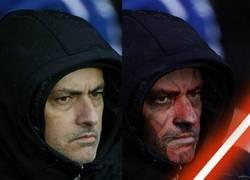 Enlace a José Mourinho se ha unido al 'Lado oscuro de la fuerza'