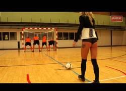Enlace a VÍDEO: Así se entrena en Bélgica