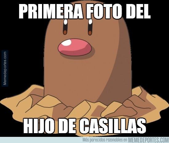 238838 - Primera foto del hijo de Casillas
