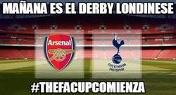 Enlace a No hay Premier, pero sí FA Cup