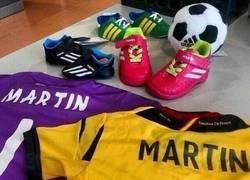Enlace a Esto es lo que regaló Iker Casillas a su hijo Martín