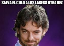 Enlace a Salva el culo a los Lakers otra vez