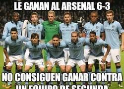 Enlace a Le ganan al Arsenal 6-3