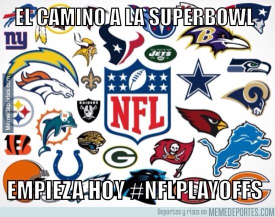 239473 - Empiezan los Playoffs de la NFL