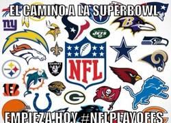 Enlace a Empiezan los Playoffs de la NFL