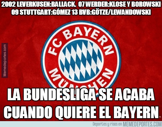 239979 - El Bayern hunde a sus rivales a base de fichajes