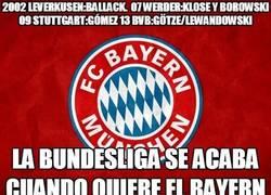 Enlace a El Bayern hunde a sus rivales a base de fichajes