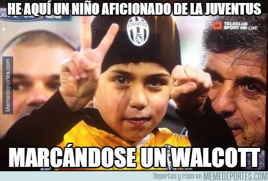 240488 - He aquí un niño aficionado de la Juventus