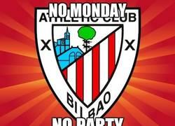 Enlace a No monday, no party