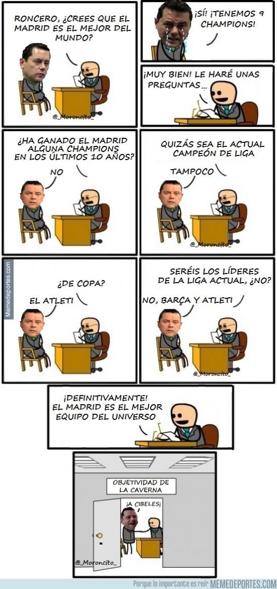 241007 - La objetividad de Tomás Roncero. Por @_Moroncito_